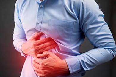 Скорая помощь при болях в животе