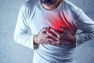Закололо сердце